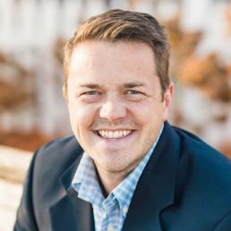 headshot of Todd DeKruyter, president of Family Meridian